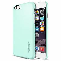 Чехол Spigen для iPhone 6S Plus/6 Plus Thin Fit, Mint