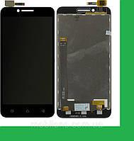 Lenovo A2020, A2020a40, Vibe C Дисплей+тачскрин(сенсор) черный