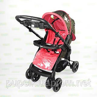 Коляска прогулочная Baby TILLY Fantasia BT-WS-0002 PINK с перекидной ручкой