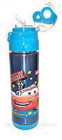 Термос детский с трубочкой Disney 604 (№4 CARS ТАЧКИ) 500мл