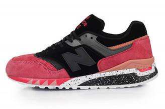 Оригинальные мужские кроссовки New Balance X Sneaker Freaker ML997.5 TassieTiger Нью Баланс ML997.5 черные