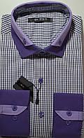Рубашка приталенная BAZZOLO (размеры M.L.XL), фото 1