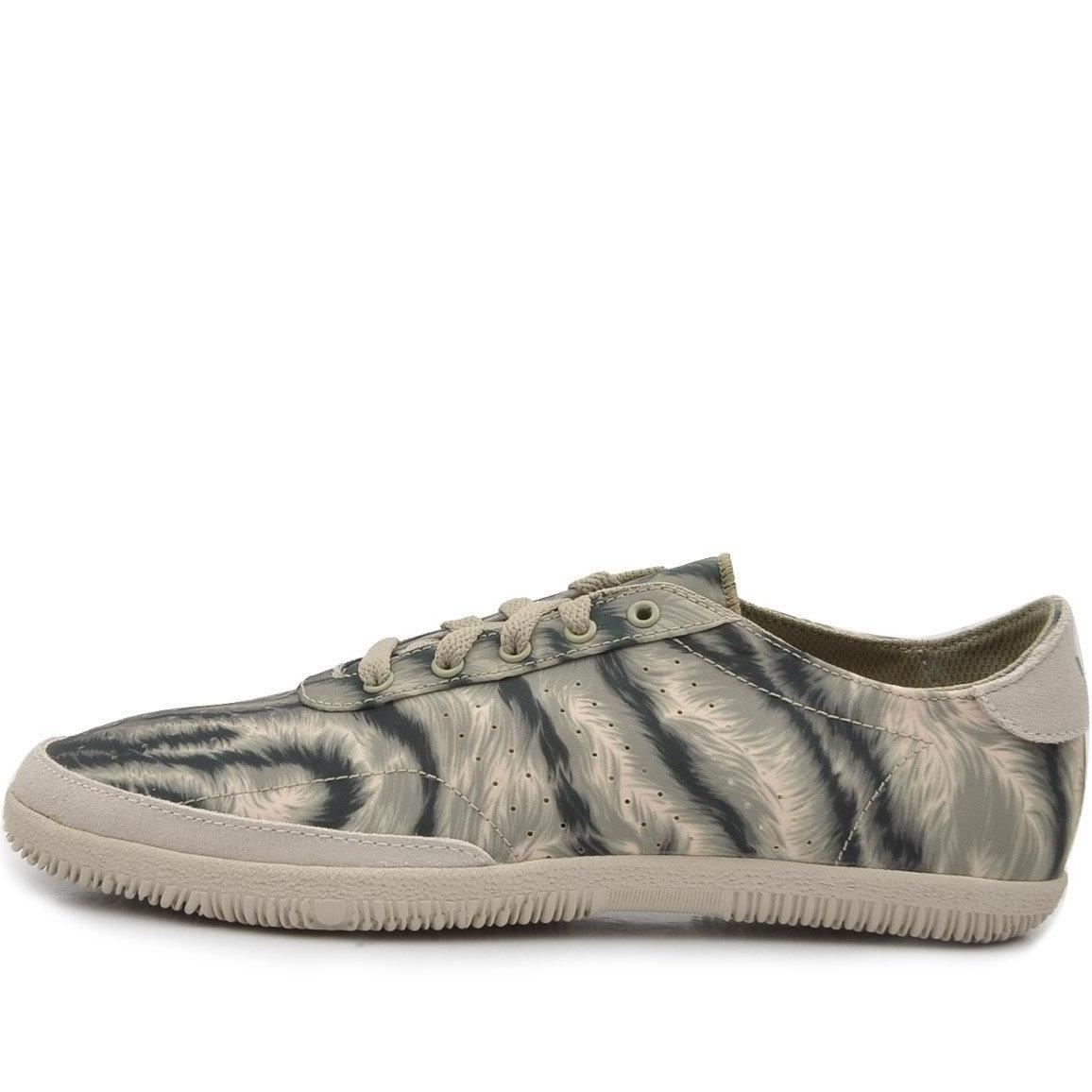 Кеды мужские adidas JS Plimsole Tigerca M18995 (текстиль, летние, повседневные, перфорированные, бренд адидас)