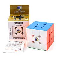 Кубик Рубика 3x3 Yuxin Fire Kylin, цветной пластик