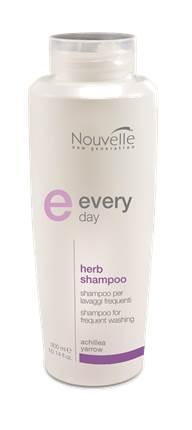 Nouvelle Herb Shampoo Шампунь для ежедневного применения, 300 мл