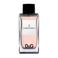 """Женская туалетная вода D&G L""""Imperatrice 3 100 ml"""