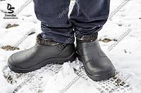 Галоши мужские зимние ( Код : ГП-12)