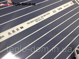 Обогрев пленкой RexVa ( Корея) , размером 0,5 х 0,25