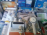 Водонагреватель электрический или кран с подогревом для ванны.