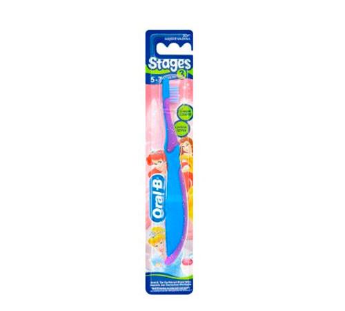 ORAL- B Stage (5-7yr) детская зубная щетка