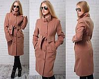 """Пальто женское кашемировое  """"Лондон"""""""