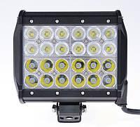 Прожектор BAR CREE 72W COMBO ближний + дальний свет