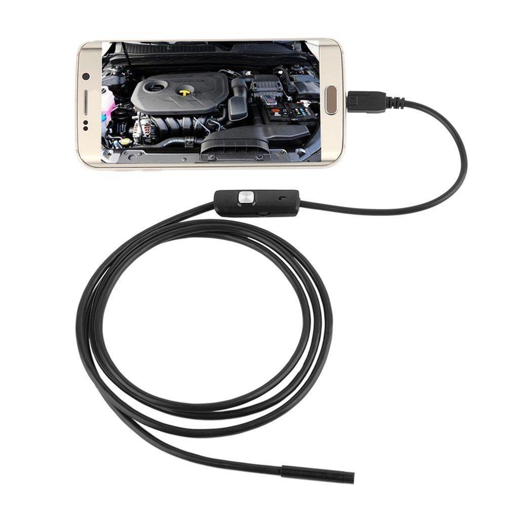 Эндоскоп USB для Android телефона и ПК