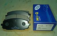 Колодки тормозные передние Hyundai i10, i20