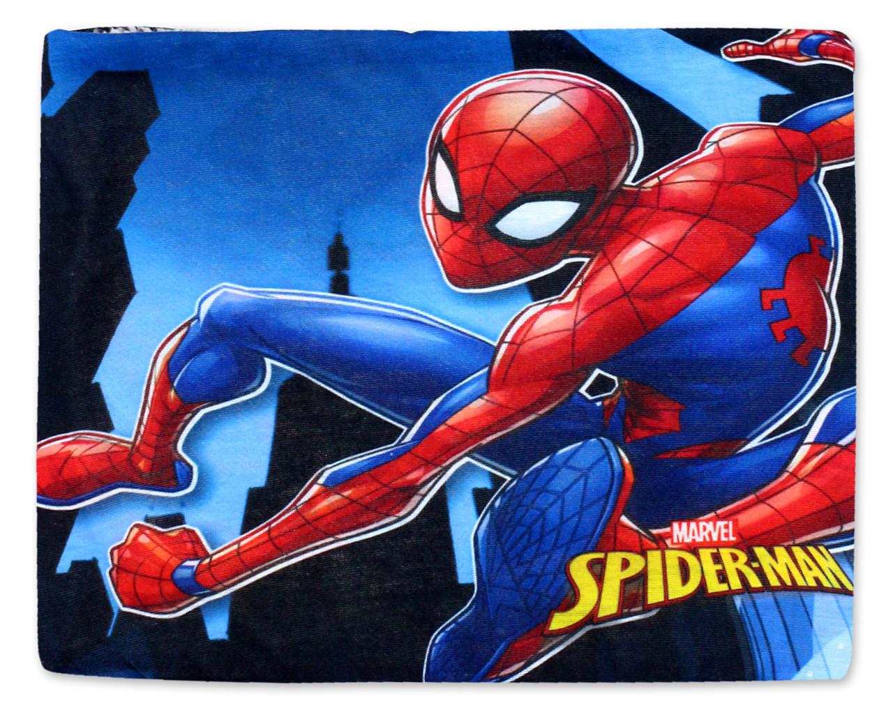 {есть:21*48,5} Шарфик для мальчиков  Spider-Man, 21*48,5 см. [21*48,5]