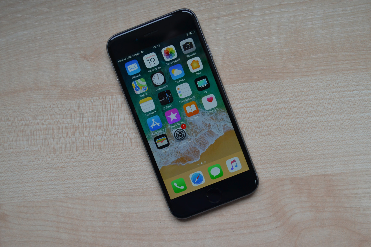 Apple Iphone 6 64Gb Gray Neverlock Оригинал!