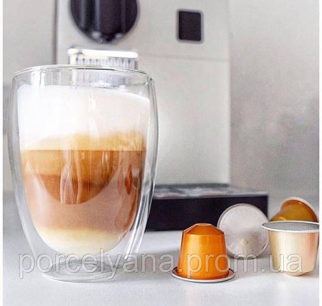Чашки двойное стекло