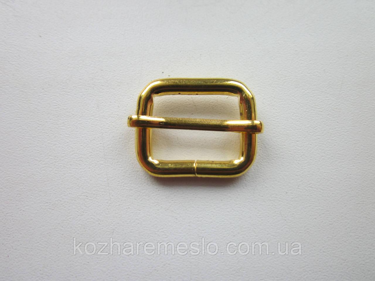 Рамка с перемычкой 4 х 25 х 20 золото