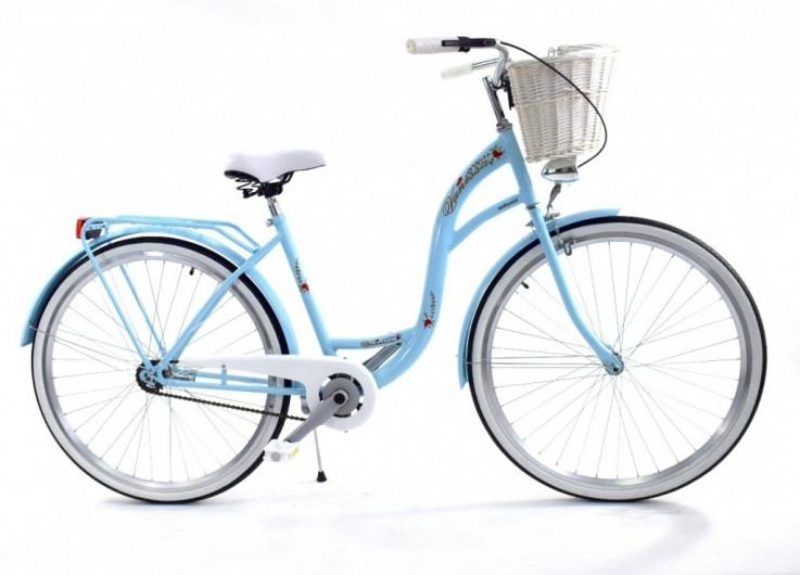 Велосипед VANESSA 26 Sky Blue Польща