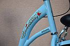 Велосипед VANESSA 26 Sky Blue Польща, фото 3