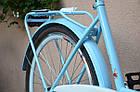 Велосипед VANESSA 26 Sky Blue Польща, фото 5
