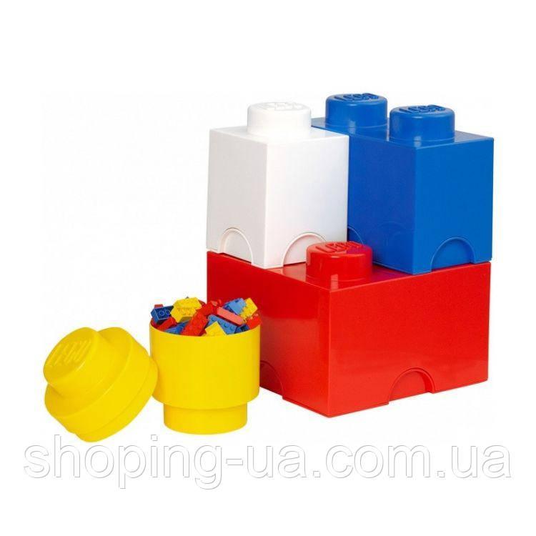 Набор контейнеров для хранения Lego 4015