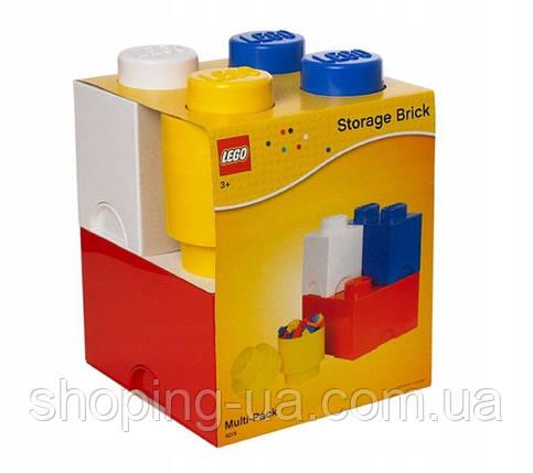 Набор контейнеров для хранения Lego 4015, фото 2