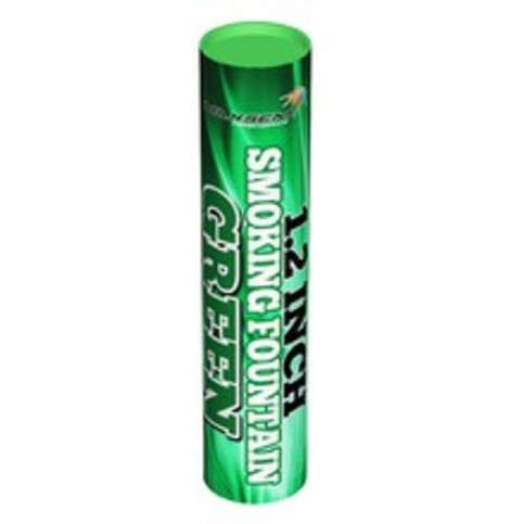 SMOKING Цветной зеленый дым. Факел MA0513/G