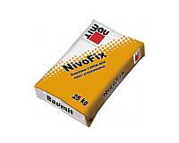 Смесь цементная BAUMIT NIVOFIX клеевая для ППС, МВ, 25кг