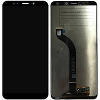 Дисплей Xiaomi Redmi 5 с тачскрином черный Оригинал