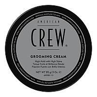 Крем для стайлинга волос сильной фиксации с блеском American Crew Grooming Cream, 85 гр