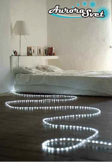 LED гирлянда белая 8 метров 160 LED. Светодиодная гирлянда. Гирлянда LED. Производство Франция.