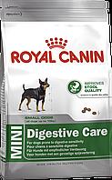 Royal Canin Mini Digestive Care(РоялКанинМиниДайджестивКеа)для взрослых чувствительныхсобак мелких пород 2 кг