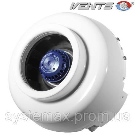 ВЕНТС ВК 125 (VENTS VK 125) - круглий канальний відцентровий вентилятор (базова модель), фото 2