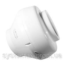 ВЕНТС ВК 125 (VENTS VK 125) - круглый канальный центробежный вентилятор (базовая модель), фото 3