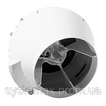 ВЕНТС ВК 125Б (VENTS VK 125B) - круглый канальный центробежный вентилятор , фото 3