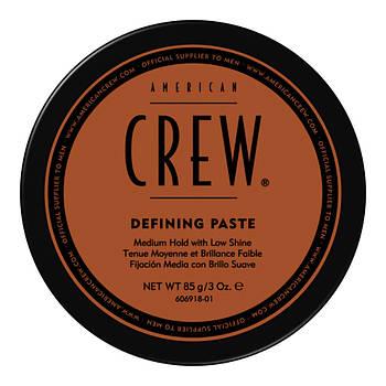 Моделирующая паста для волос American Crew Defining Paste, 85 мл