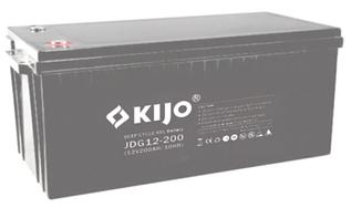 Гелевый аккумулятор Kijo JDG12-200