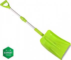 Лопата для снега складная Ecokraft