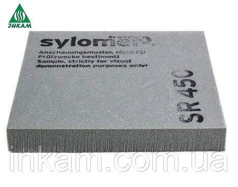 Sylomer SR450 12.5 мм сірий віброізолюючий матеріал