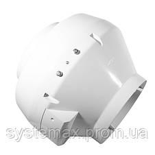 ВЕНТС ВКС 200 (VENTS VKS 200) - круглый канальный центробежный вентилятор , фото 2