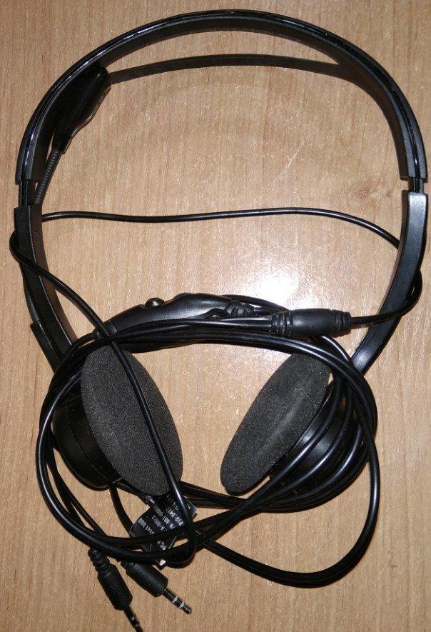 Комп'ютерна гарнітура Logitech PC 860 БУ