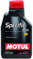 Motul for mercedes Specific MB 229.51 5W-30 1л.