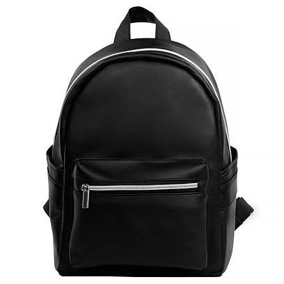 bcce26e6d6b Стильный женский рюкзак черный для учебы