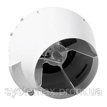 ВЕНТС ВКС 315 (VENTS VKS 315) - круглый канальный центробежный вентилятор, фото 3