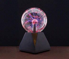 Плазменный шар Молния диаметр 12.7 см