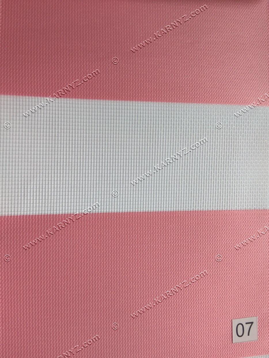 Ролета День-Ночь Хэппи розовый