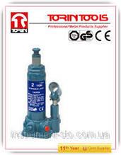 Домкрат пляшковий 2т T90204 TORIN