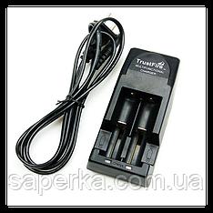 Зарядное устройство 2x18650, 16340 TrustFire