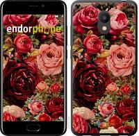 """Чехол на Meizu M6 Цветущие розы """"2701u-1349-12392"""""""